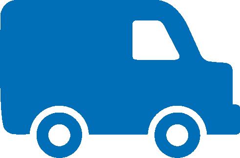 Transporter Losfahren